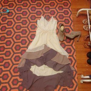Hi lo dress from Modcloth